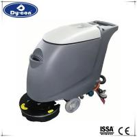 Wholesale 18 Inch Walk Behind Floor Scrubber Machine For Hospital / Restaurant  Durability from china suppliers