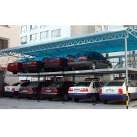 Wholesale Hot Sale! 2 Vehicles Parking Stackers 2 Post Easy Car Parking Lifts 2-post Parking Lift from china suppliers