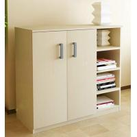 Wholesale Mordern Indoor Storage Cabinets Organizer Wooden Storage Units With Doors from china suppliers