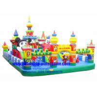 Wholesale High Durability Inflatable Fun Factory With Repair Kits / Air Blower Accessory from china suppliers