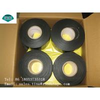 Wholesale 20 Mils Black Anti Corrosion Tape for Oil Gas Water Pipeline , Underground Pipe Wrapping Tape from china suppliers