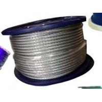 Quality 316l Stainless Steel Wire Ropes  for sale