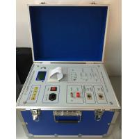 Buy cheap GDGS Dielectric Loss Tester Power Factor Tester from wholesalers