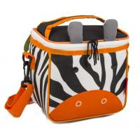 Wholesale Polyester Outdoor Kids Cooler Bag Small , Folding Cooler Bag With Shoulder Strap from china suppliers