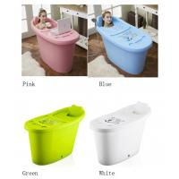 Buy cheap Freestanding Installation Type and Soaking Function plastic bathtub adult sale from wholesalers