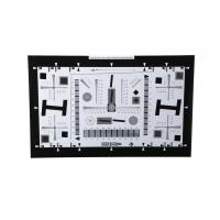 Wholesale 8X ISO12233 4000 lines high resolution camera test chart for over 100MP Megapixel camera (160x284.4 cm) from china suppliers