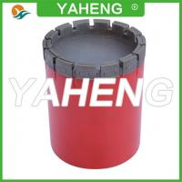 Wholesale Fast cutting and drilling speed Diamond Core Bit For Geological Prospecting from china suppliers