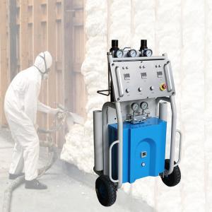 China CNMC-E2 Polyurethane Spray Foam Machine Spray Foam Insulation Machine Pu Machine For Sale on sale