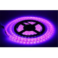 Wholesale 120 Leds / M SMD 5050 RGB 5A 12V Led String Light Waterproof Led Strip + 44 Key Remote Controller from china suppliers