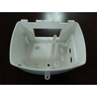 Wholesale ABS White Plastic Injection Products Housing for Cleaning System Part from china suppliers