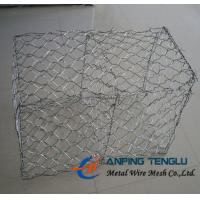 Wholesale Hot Dip Galvanized Hexagonal Gabions, High Tensile&Corrosion Resistance from china suppliers
