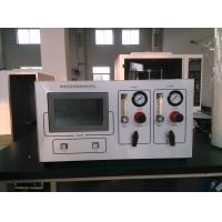 Quality Original Color 45 Degree Flammability Tester For Computer Single Wire & Cable for sale