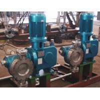 Wholesale Hydraulic Diaphragm Metering Pump With Variable Speed High Pressure 2000LPH 10Bar from china suppliers