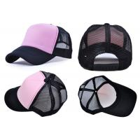 Wholesale Advertising Cap Team Logo Design Blank Net Cap Embroidery OEM Sports Soccer Caps from china suppliers