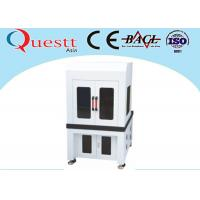 Wholesale Low Cost Industrial Laser Marking Machines , 355nm Wavelength Desktop Laser Marker from china suppliers