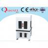 Buy cheap Low Cost Industrial Laser Marking Machines , 355nm Wavelength Desktop Laser Marker from wholesalers