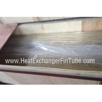Wholesale Plain / Beveled / Treaded End Copper Nickel Tubes , smls CuNi 90/10 Pipe from china suppliers