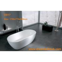 Buy cheap Solid surface bathtub from wholesalers