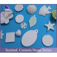 Buy cheap Fresh Professional Scented Stones Ceramic Hearts Eco - Friendly from wholesalers