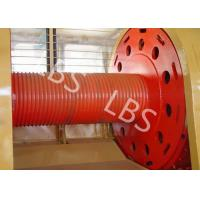 Wholesale Construction Lebus Grooved Drum For Mining / Marine Crane Winch from china suppliers