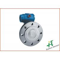Wholesale High Temperature 12.5 - 45 V DC Capacitive Single Flange Differential Pressure Transmitter from china suppliers
