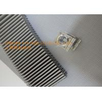 Wholesale Epoxy Coated Low Carbon Steel Woven Metal Mesh For Mainstream Filter Maker from china suppliers