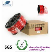 Wholesale High Strength Rapid Prototyping 1.75mm ABS Plastic Filament For 3D Printer from china suppliers
