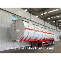 Wholesale 50-60CBM Fuel / Oil Tank Semi Truck Trailer For Sale ( Volume / Axle Optional ) from china suppliers
