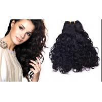Wholesale Brazilian Grade 6A Virgin Hair Pissy Curl , 110g 10'' - 18'' Length from china suppliers