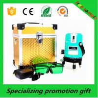 Wholesale 650nm / 635nm Green Line Laser Level Machine Set With Tripod Glasses from china suppliers