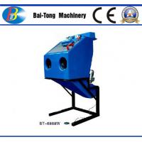 Wholesale Dustless Reinforced Wet Sandblasting Cabinet Feed Abrasive 4 - 6kg For Fiberglass from china suppliers