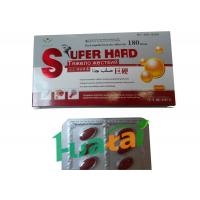 Wholesale SUPER HARD Tablets Herbal Male Enhancement For Premature Ejaculation / Weak Sperm No Side Effect from china suppliers