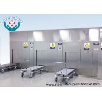 Wholesale Pre vacuum And Post Vacuum Phase Hospital Steam Sterilizer With Digital Display Window from china suppliers