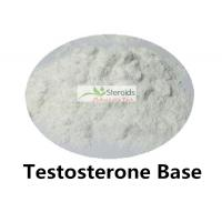 Wholesale Testosterone Base Bulk Steroid Powders Positive Anabolic Steroids Without Side Effects 58-20-8 from china suppliers