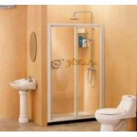 Buy cheap Double Sliding Doors Shower Screen from wholesalers