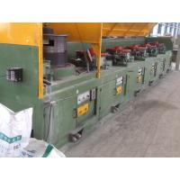 Wholesale Mild Carbon Steel Straight Line Wire Drawing Machine With Customized Drawing Speed from china suppliers