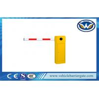 Wholesale IP44 Bi - directional Auto Barrier Gate System Arm for residential from china suppliers
