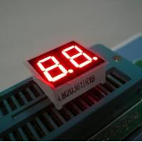 Wholesale 0.36 Inch Red Dual Digit 7 Segment LED Displays High Brightness For Electronic Device from china suppliers