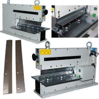 Wholesale Pneumatic PCB Depanel Machine Air Driving Linear Blade Depanelizer from china suppliers