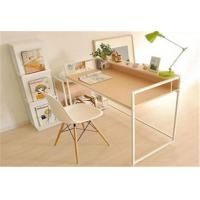 Wholesale Pretty Modern Furniture Table Wood And Metal Computer Desk For Students from china suppliers