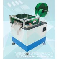 Wholesale Slot cell forming insulation forming stator slot insulation paper cuffing creasing and cut from china suppliers
