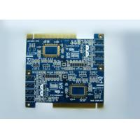Wholesale Gold Finger OSP 6 Layer Rigid PCB Board for Electronic Communication from china suppliers