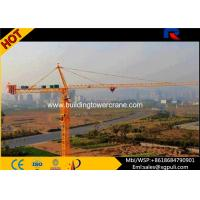 Wholesale 380V/50Hz Power Electric Hammerhead Tower Crane 41m Free Height from china suppliers