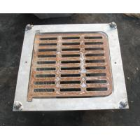 Wholesale Gully gratings for water on road from china suppliers