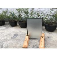 Wholesale 16 Mm Hollow Glass Window Panels With Lower HVAC Costs , Protects Privacy from china suppliers