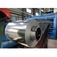 Wholesale Zinc Galvanized Steel Coils High Strength DX51+Z / SGCC Zero Spangle from china suppliers
