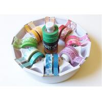 Buy cheap Cute tape Washi Tape Rice Paper Coating With Non-residual Adhesive from wholesalers