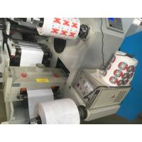 Wholesale Flexo Label Printing Machine Automatic Adhesive Label Printer Sticky Label Printing Machine Automatic High Quality Small from china suppliers