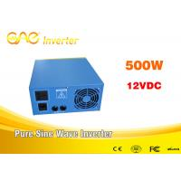 Wholesale Solar Home Inverter Online Low Frequency Pure Sine Wave 12volt  500Watts With UPS Charger from china suppliers