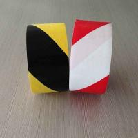 Wholesale Friction Resistant PVC Floor Marking Tape/yellow black pvc floor marking tape from china suppliers